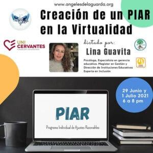 Curso Cómo crear un PIAR en la virtualidad